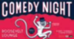 Based Comedy at Roosevelt Lounge