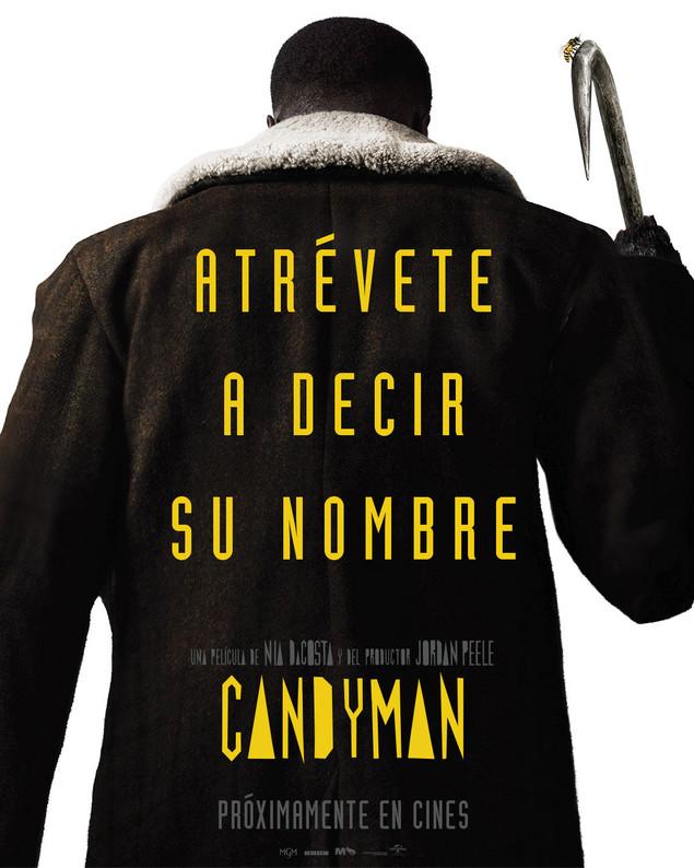 Candyman. Estreno 26 de agosto en el Teatro Emperador.