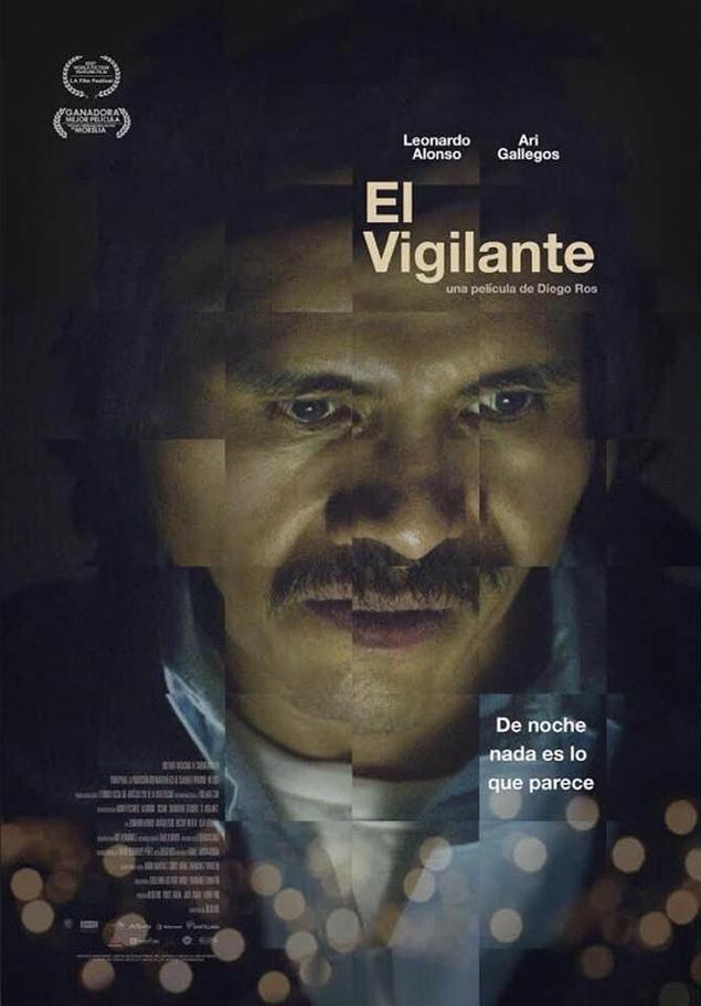 """Una gran experiencia en la película """"El Vigilante"""" con el mejor talento de Hector Holten y"""