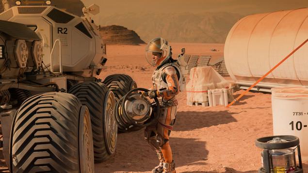 Ridley Scott:Misión Rescate (The Martian)