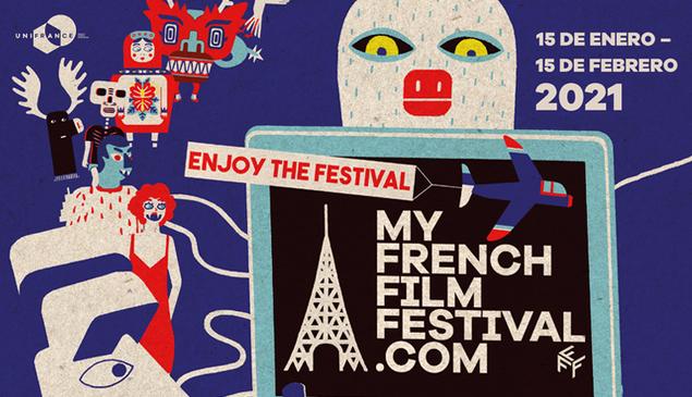 ¡MyFrenchFilmFestival 2021 estará disponible gratis en el sitio del FICM!