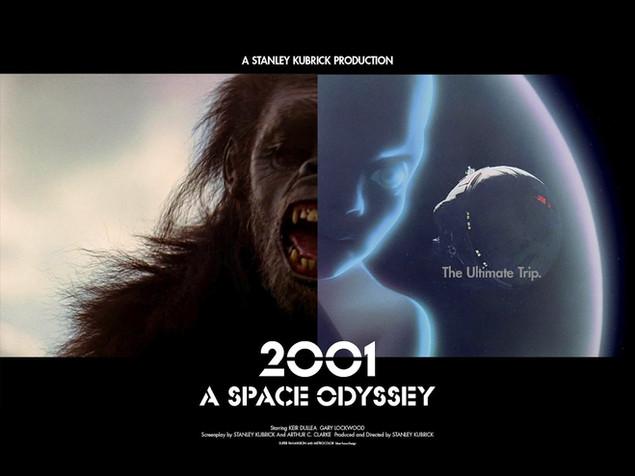 """2001: Odisea del espacio """"Laelipsis temporalmás abrupta de la historia del cine"""""""