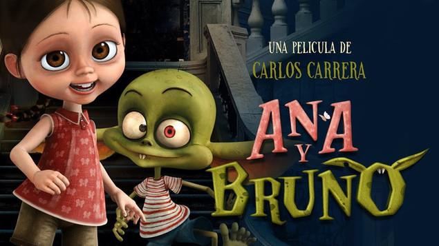 'Ana y Bruno', el mejor largo de la animación iberoamericana