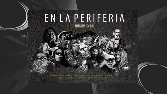En la Periferia, El Documental que rinde Tributo a los Héroes del Rock Mexicano…