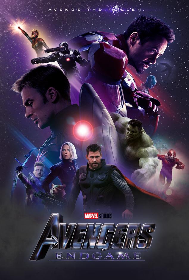 """""""Avengers: Endgame"""" Sigue cautivando a todo el mundo."""