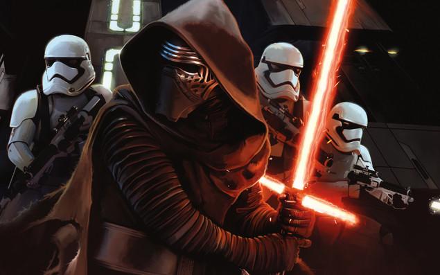 Star Wars: El Despertar de la Fuerza,     J.J Abrams relata
