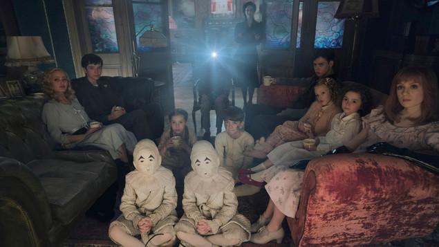 """Aquí te tenemos unas curiosidades de la película """"Miss Peregrine y los Niños Peculiares"""""""