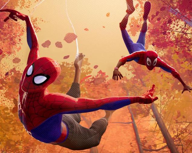 """SpiderMan: Un nuevo universo """"Poderosa, trepidante, abismal, rítmica, humana, sencilla y, sobre"""