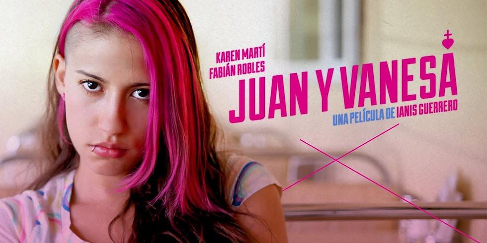 """Cine Mexicano en Acción presenta: """"Juan y Vanesa"""""""