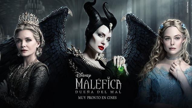 """Angelina Jolie regresa como """"Maléfica: Dueña del Mal"""""""