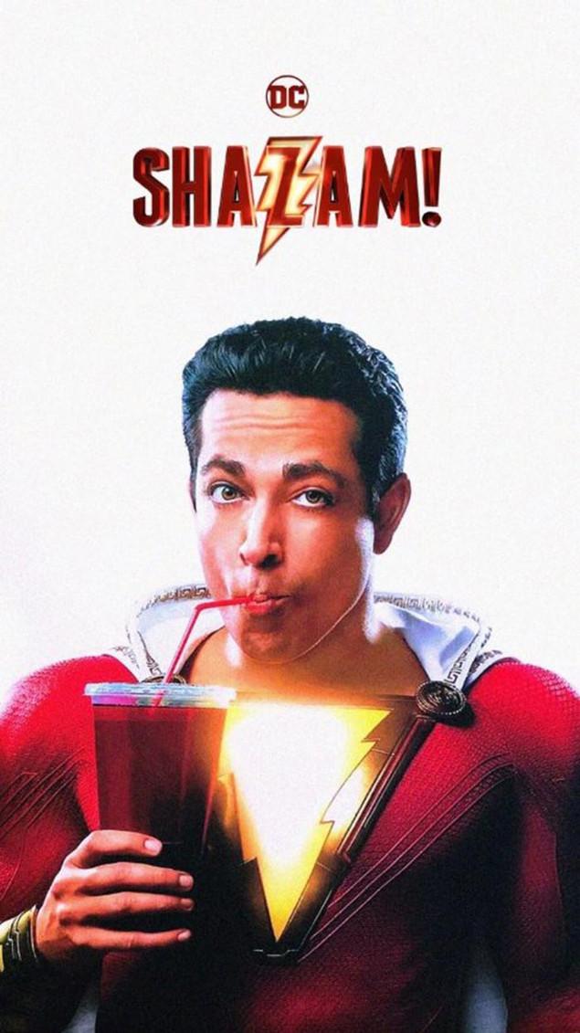 ¡Shazam! Todos llevamos un superhéroe en nuestro interior.