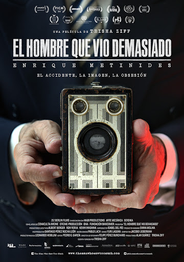 FICM Presenta en línea - EL HOMBRE QUE VIO DEMASIADO