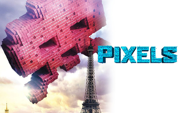 Pixelate your world