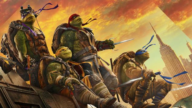 """Tortugas Ninja 2"" ¿Sabías qué...?"