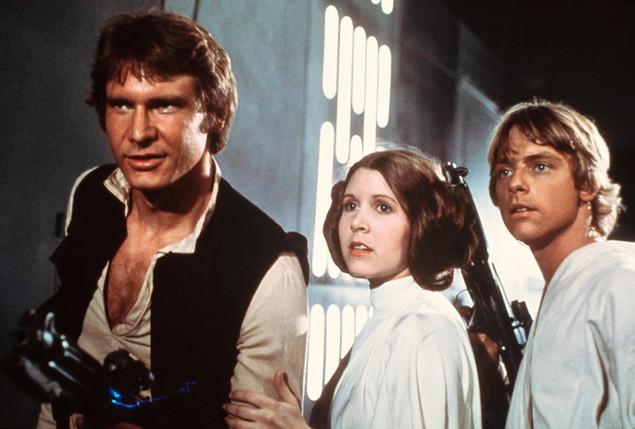 Star Wars: Una Nueva Esperanza, la más triunfadora de la saga en los Oscars