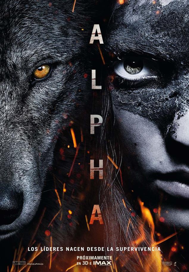 """Película """"Alfa"""", la amistad entre un joven y un lobo en la Edad de Hielo"""