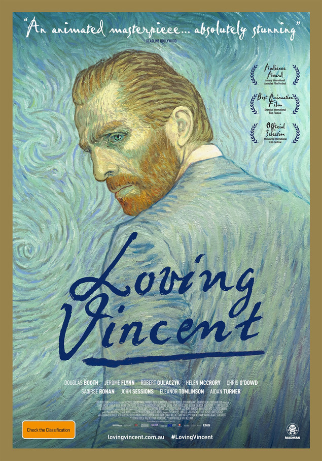 """Loving Vincent"" 15 FICM en Pátzcuaro"
