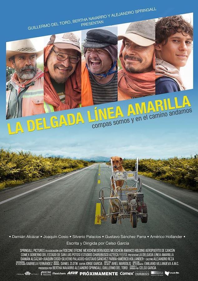 """""""La Delgada Línea Amarilla"""" Una película que representa una obra de arte cinematográfica."""