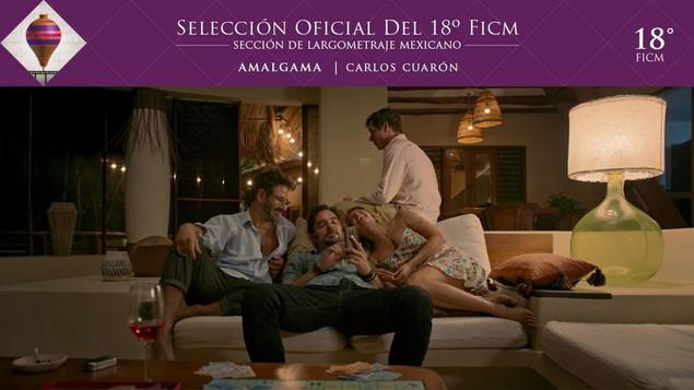 AMALGAMA (2020, dir. Carlos Cuarón) forma parte de la Sección de Largometraje Mexicano #FICM2020.