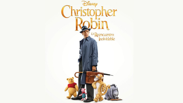 NO TE PUEDES PERDER:CHRISTOPHER ROBIN :