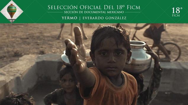 YERMO (2020, dir. Everardo González) forma parte de la Sección de Documental Mexicano #FICM2020.