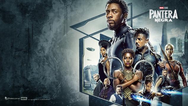 ¿Porqué ver Pantera Negra en el Teatro Emperador Caltzontzin?