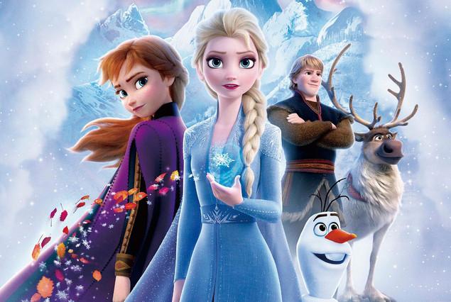 """""""Frozen 2"""" ¡Todo un éxito! Aclamada por la crítica."""