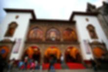 Cine-Teatro Emperador Caltzontzin - Ext.