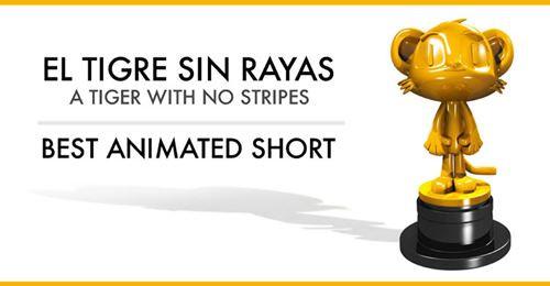 El Tigre sin Rayas, de Raúl 'Robin' Morales, podría ser nominado a los Premios OSCAR 2021