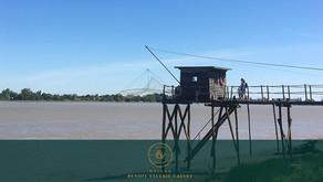 Un tournage au bord de la Garonne
