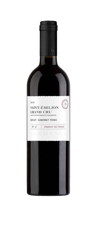 Garmence Saint-Emilion Grand Cru