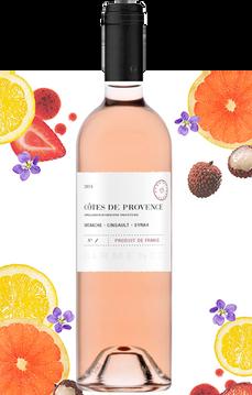 Rosé de Provence, FRANCE