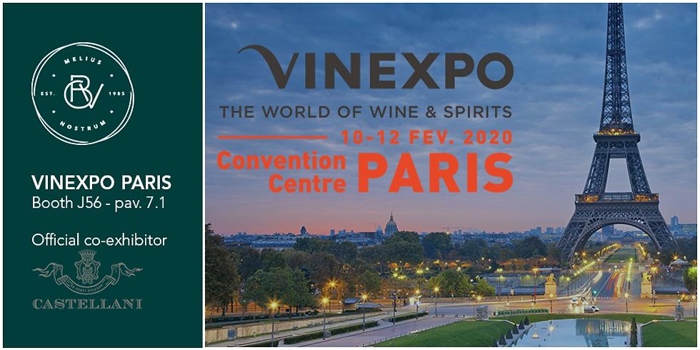 Vinexpo Paris - 2020