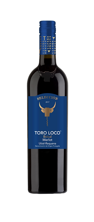 Toro Loco® Bobal Merlot