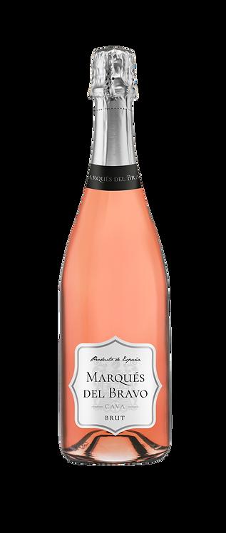 Marqués Del Bravo Cava Rosé