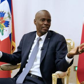 The Assassination of Haiti's President