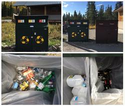 Denali National Park Recycles Right!