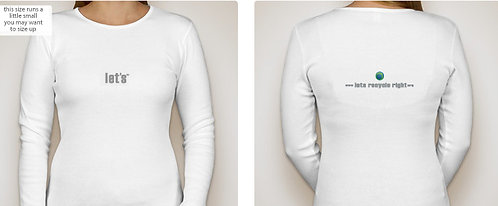 Let's Long Sleeve