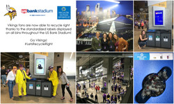 Thank you US Bank Stadium!