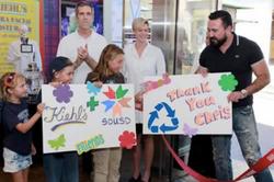 Kiehl's Donates to Schools!