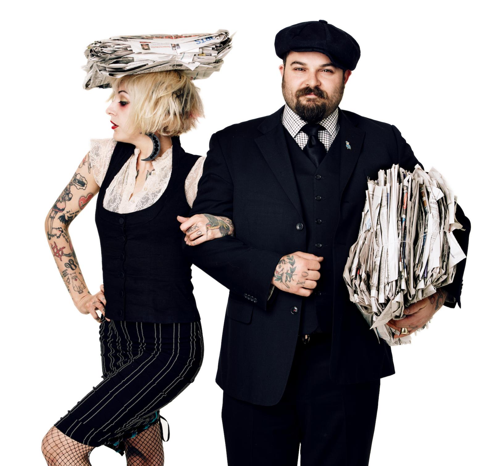Lulu and Jeremy Danger