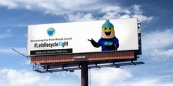MaxMan, RI's Recycling Super Hero!