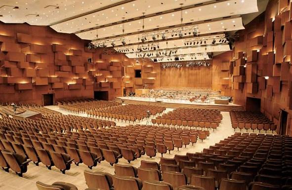Concerto Lisinski Hall - Zagreb