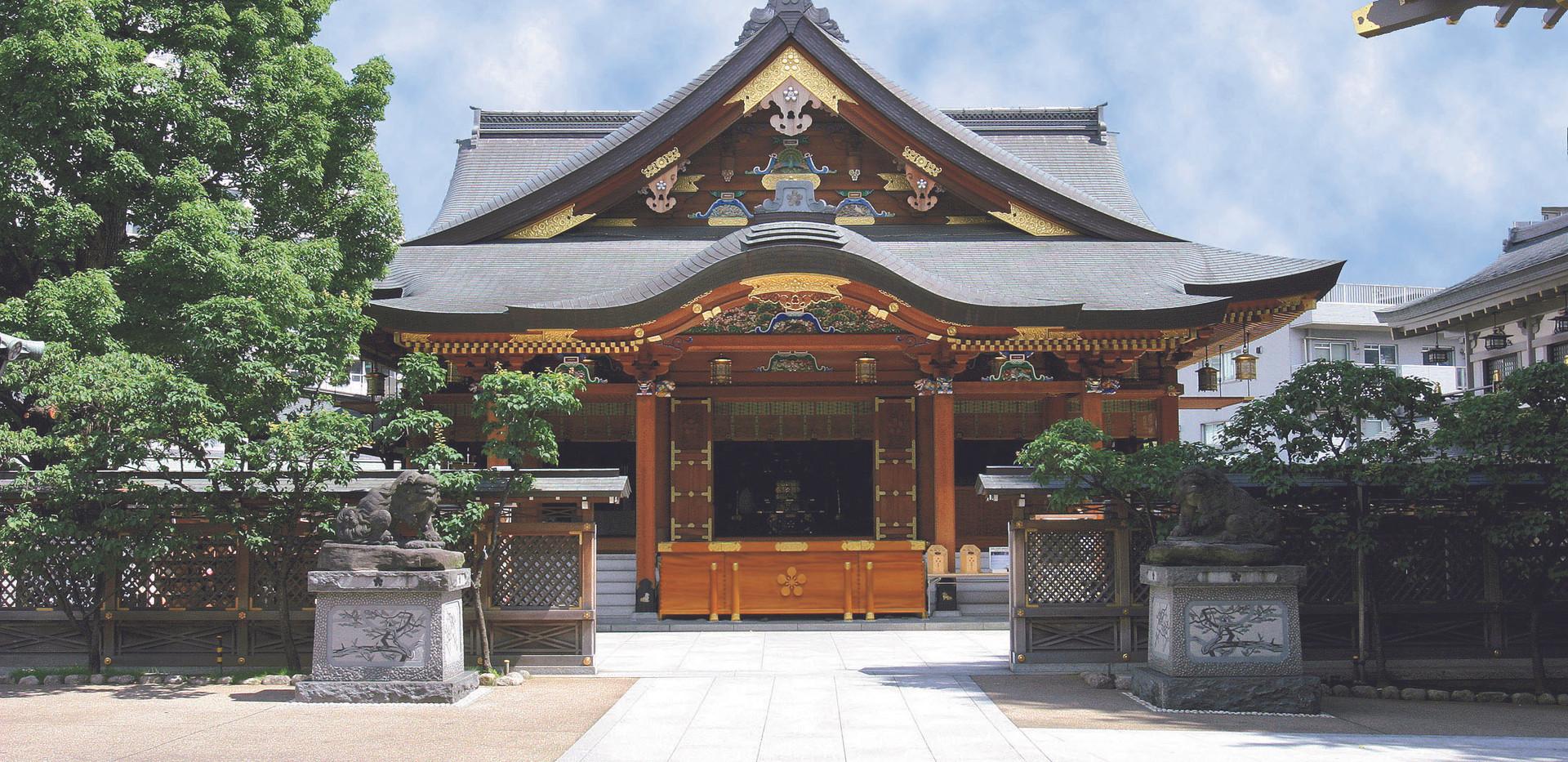 GB湯島天神社殿正面4.jpg
