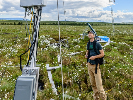 Permafrost in a Changing Arctic: Developing a Human Network for Science, Communication, and Action