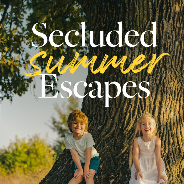 Kid & Coe: Secluded Summer Escapes