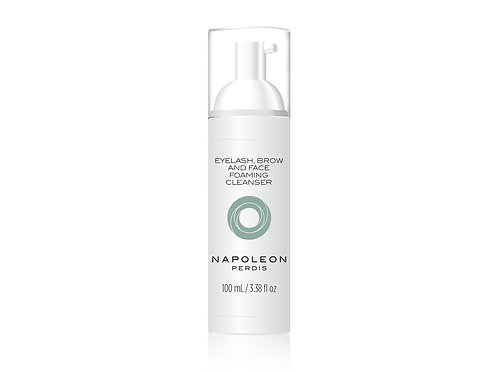 Eyelash, Brow and Face Foaming Cleanser