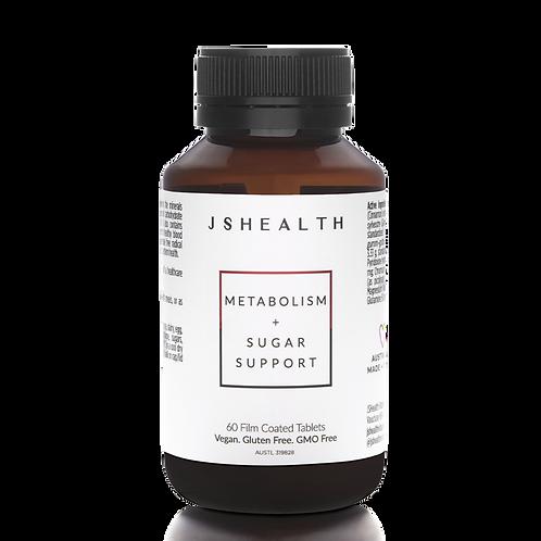 Metabolism + Sugar Support 60 Capsules