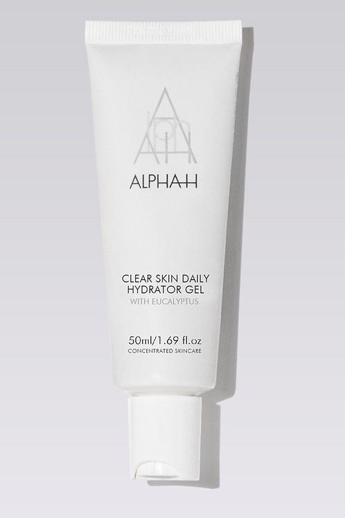 Clear Skin Daily Hydrator Gel with Eucalyptus