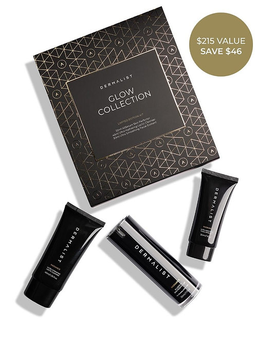 GLOW COLLECTION HOLIDAY GIFT SET